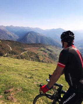 NEW! Girona Ride with Pro's